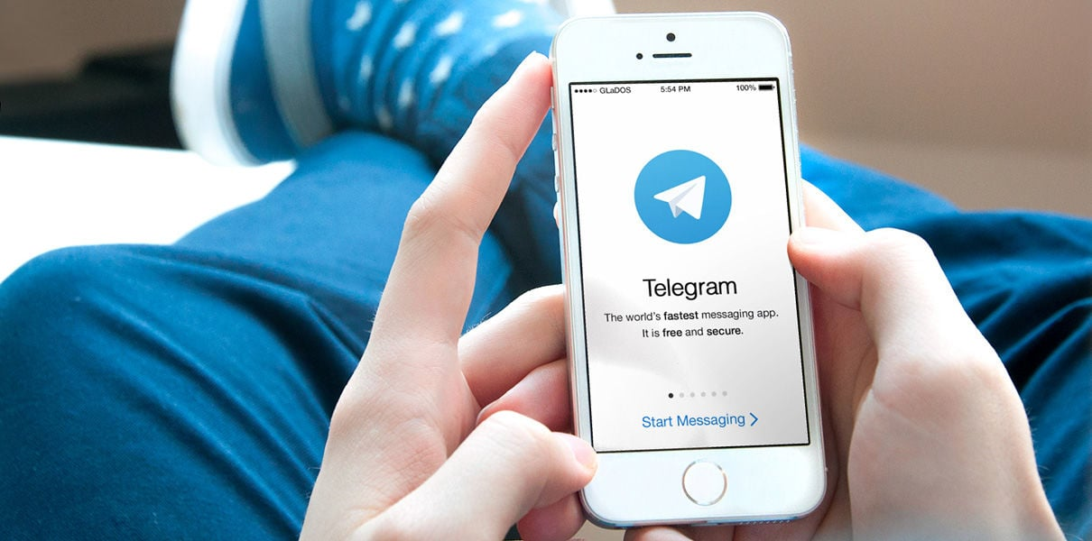Why it's hard to block Telegram? Service's cryptography