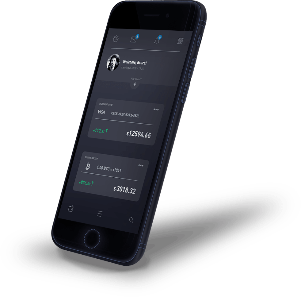 react native cryptocurrency wallet